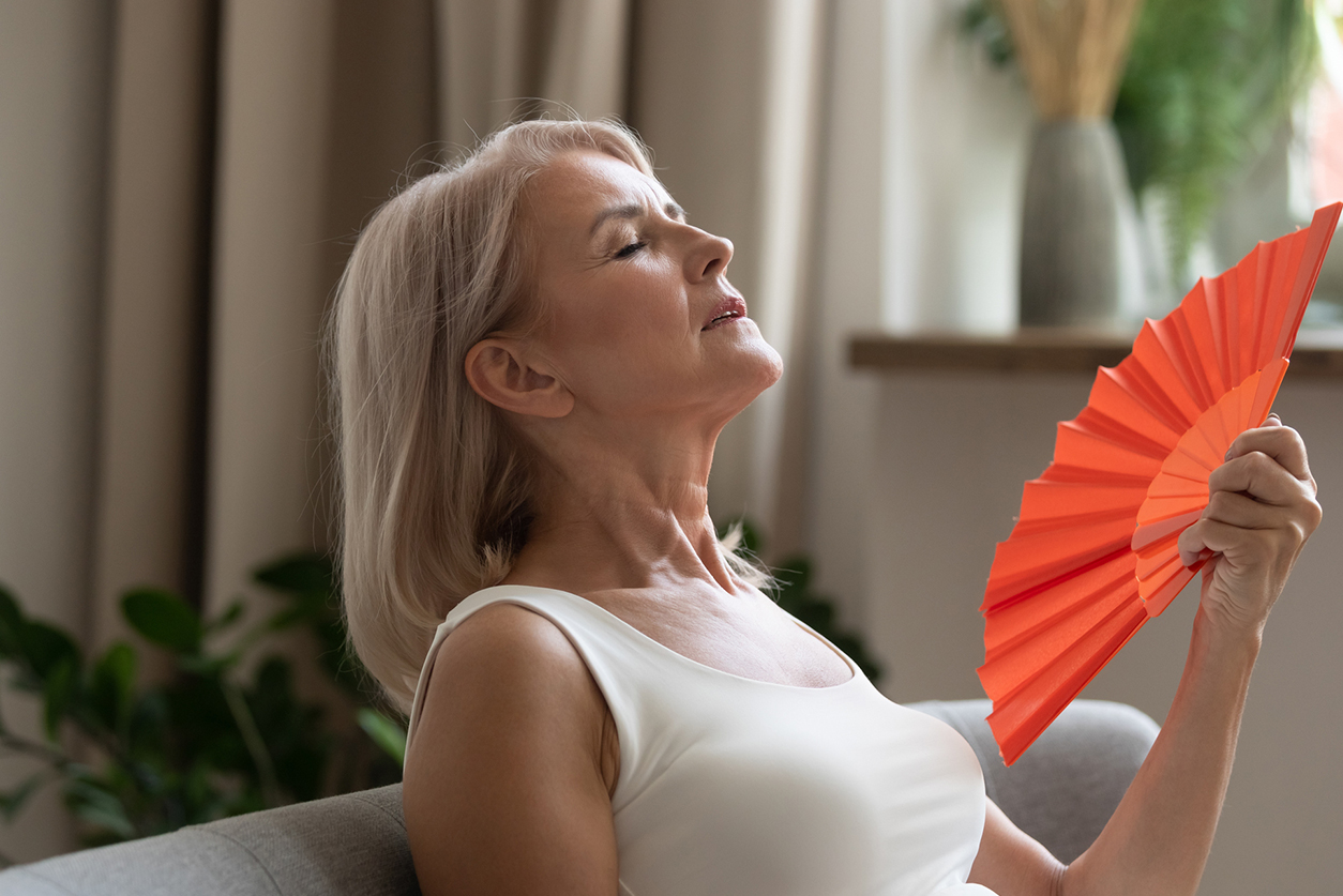 Rosacea and Menopause